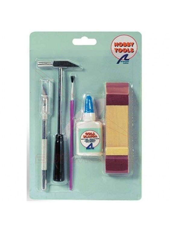 Kit de herramientas básicas