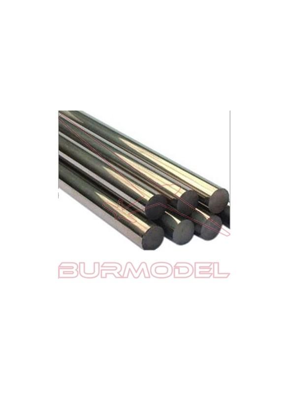 Redondo de acero 2,50 mm * 1m