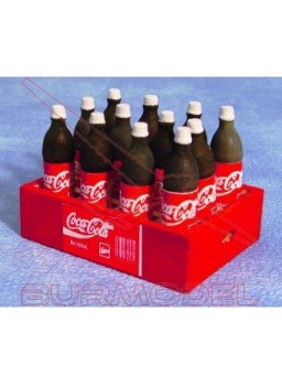 Caja 12 unds coca-cola