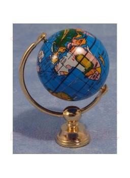 Bola del mundo s/bronce